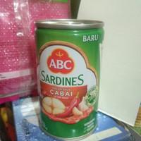 sarden ikan ABC 155 gr