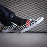 Vans Authentic Classic Checkerboard