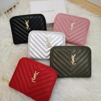 Dompet Wanita free box premium quality dompet wanita import