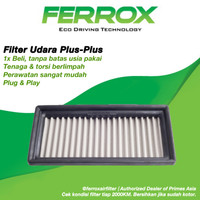 FERROX Filter Udara Toyota All New Rush Dual VVTi