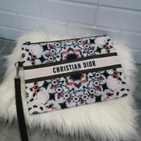 Clutch C Dior Handbag Import Premium Quality clutch kanvas handbag