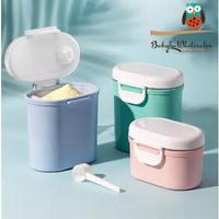 Tempat susu bubuk portable / Wadah susu makanan kecil