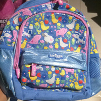 Smiggle Backpack Teeny Wink Tas Ransel Anak Animals Unicorn Original