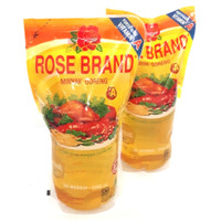 Minyak Goreng Rose Brand Refill 1 lt