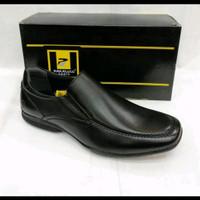 sepatu pantofel pakalolo boots n5813 hitam original