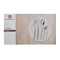 Glinde Cutlery Stainless steel 18/10 gift Box 30 pcs set sendok makan