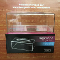 Kotak tissue tempat tisu acrylic akrilik acrilic