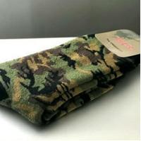 kaos kaki panjang pria army loreng Harpist formal TNI Brimob satpam