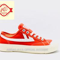 Sepatu MB Bagus Flash Red Original Product