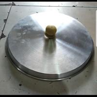 tutup martabak manis terang bulan ukuran 18cm