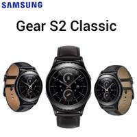 Samsung Gear S2 Classic SEIN Resmi Smartwatch Jam