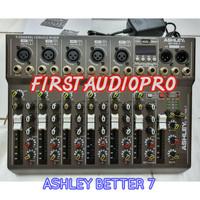 Mixer Audio ASHLEY Better 7 Original