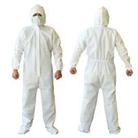 baju apd hazmat suit waterproof anti virus
