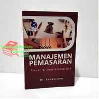Buku Manajemen Pemasaran Sudaryono ORI