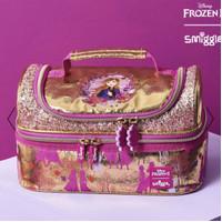 Smiggle Lunch Bag Box Tas Bekal Tempat Makan Frozen Elsa Anna Original