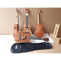 New Ukulele Concerto Import 4 senar