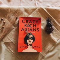 Buku Novel Crazy Rich Asians - Kevin Kwan