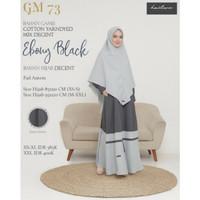 Gamis wanita terbaru setelan syari set jilbab GM 73 Original Haihaii