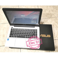 Laptop Asus A455L Core i3 14in RAM 4GB