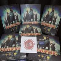 Pandemic board game card / permainan kartu papan / 2008