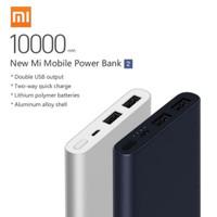 POWERBANK XIAOMI MI PRO 2i 10.000 MAH 2 USB FAST CHARGING