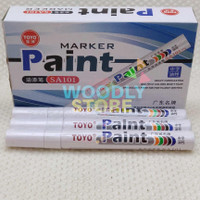 TOYO SPIDOL BAN WITHE PUTIH SPIDOL CAT SPIDOL MARKER PAINT
