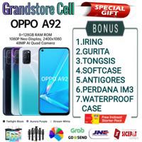 OPPO A92 RAM 8/128 GB GARANSI RESMI OPPO INDONESIA