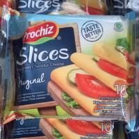 Keju Prochiz Original Slices isi 10 lembar/ Keju Slice/ Keju Lembaran