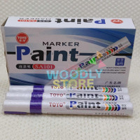 TOYO SPIDOL BAN UNGU PURPLE SPIDOL CAT SPIDOL MARKER PAINT TOYO SPIDOL