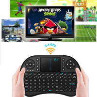 keyboard wireless mini i.8 2.4 remote keyboard for android tv box