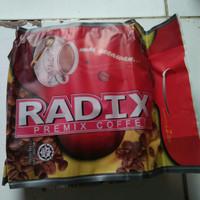 premix coffee Radix /kopi pracampuran