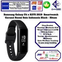 Samsung Galaxy Gear FIT E 2019 Garansi Resmi Sein - Black