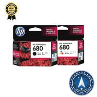 Tinta HP 680 Black and Colour Original Ink Advantage Cartridge 1 set