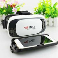 VR BoX 2 3D BesaR VirtuaL RealitY GlaseS DimensI/KacamatA 3D
