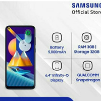 Samsung Galaxy M11 [3GB/32GB] resmi sein