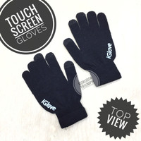 Sarung Tangan Touch Screen Gloves iGlove Touchscreen