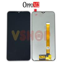 LCD TOUCHSCREEN OPPO A12 - CPH2083 CPH2077 LCD TS FULLSET
