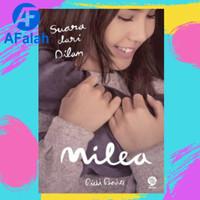 Buku Novel Milea Novel ke 3 Dilan Suara dari Dilan Pidi Baiq
