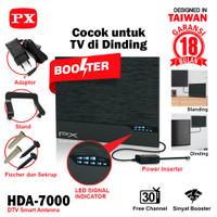 Antena TV Premium Digital & Analog Indoor PX HDA-7000