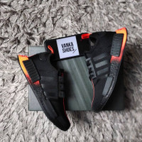 ADIDAS NMD R1 X STAR WARS DARTH VADER - NMDR1 STARWARS SNEAKERS