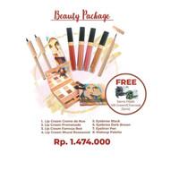 Almaira Galenium Beauty Package free Savra Hijab VB Green