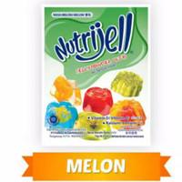 nutrijell ekonomis jelly powder rasa melon
