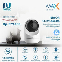 [RESMI] CCTV Xiaomi Yi Dome Yi IOT MAX 1080P IP Camera Inter Version