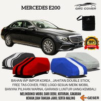 Cover body mobil Mercedes e-class tutup selimut sarung mantel
