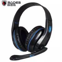 Headset Gaming Sades Tpower SA701 SA-701
