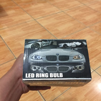 Original PIAA Led Ring Bulb For BMW Angel Eye / Angel Eyes White Light