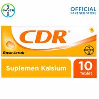 CDR Redoxon Multivitamin Suplemen Makanan