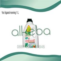 Yuri aganol Floor cleaner pembersih lantai 1000 ml anti bakteri botol