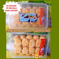 Mozarella Goreng Mozzarella Cheese Ball