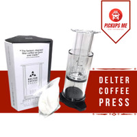 Coffee Press Set - Delter (Paper Filter Brew Maker)